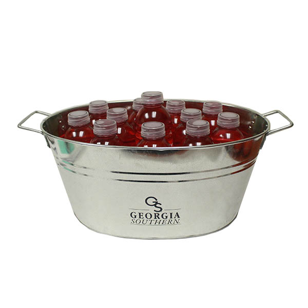Image For Galvanized Beverage Tub, 5 Gallon w/GS