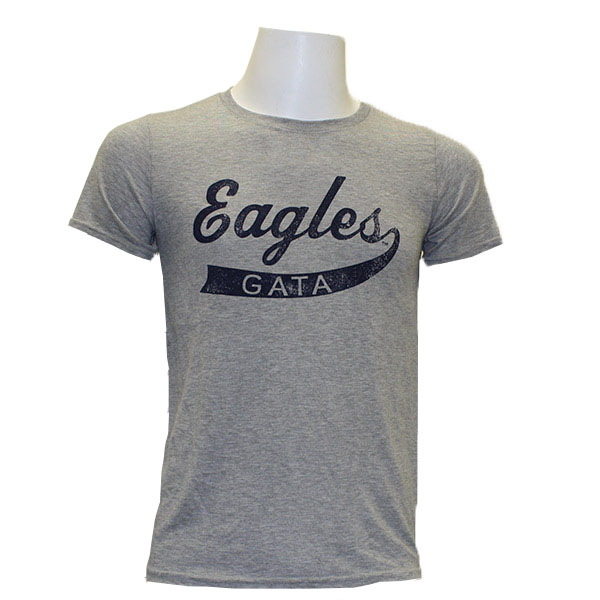 Image For Cole Swindell Gray T-shirt W/ Eagles GATA