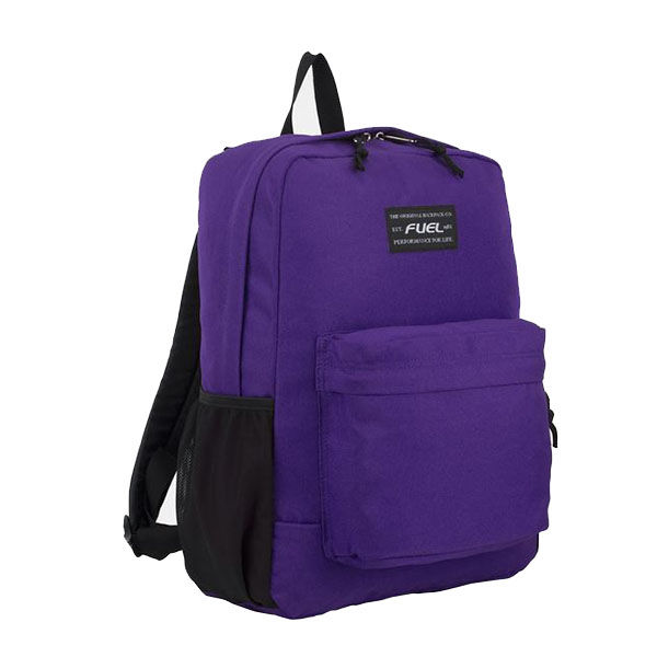 Image For Fuel Classic Purple Backpack
