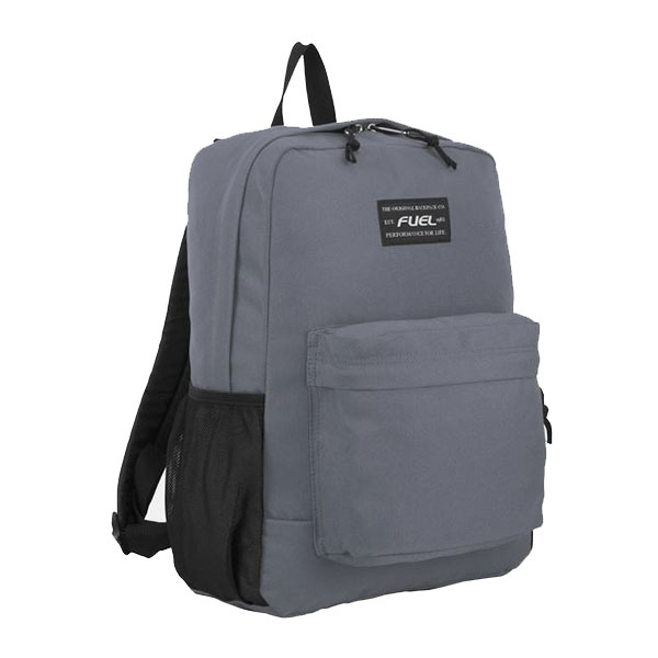 Image For Fuel Classic Gray Backpack