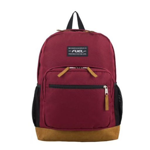 Image For Fuel Superior Red Backpack
