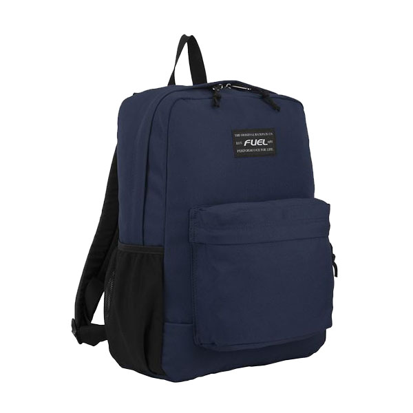 Image For Fuel Deluxe Navy Backpack
