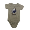 Cover Image for Wes & Willy Gray, White, and Navy 3-Pack Onesie
