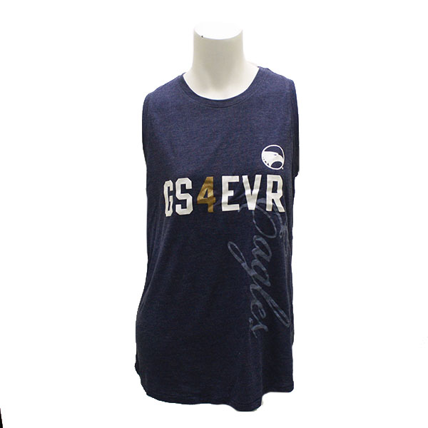 Image For Camp David Navy Ladies Tank w/GS4EVR