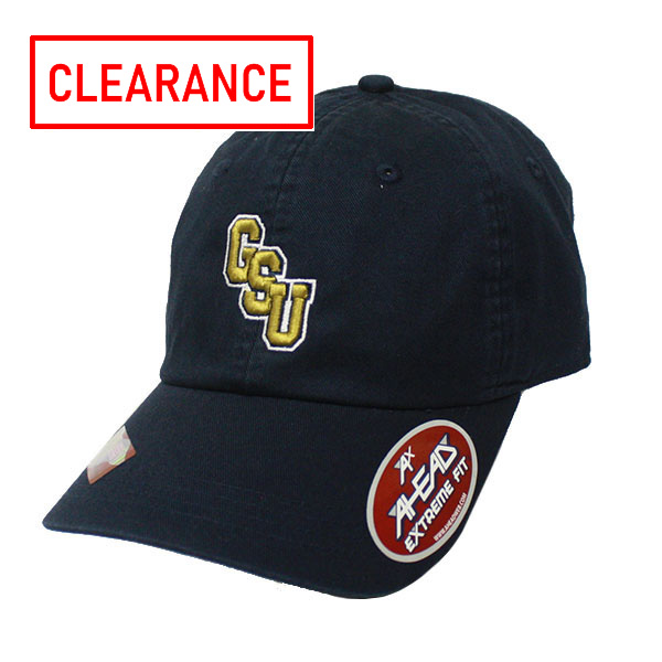 Image For Ahead Navy Cap w/GSU