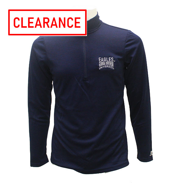 Image For Navy GASO Eagles 1/4 zip Jacket