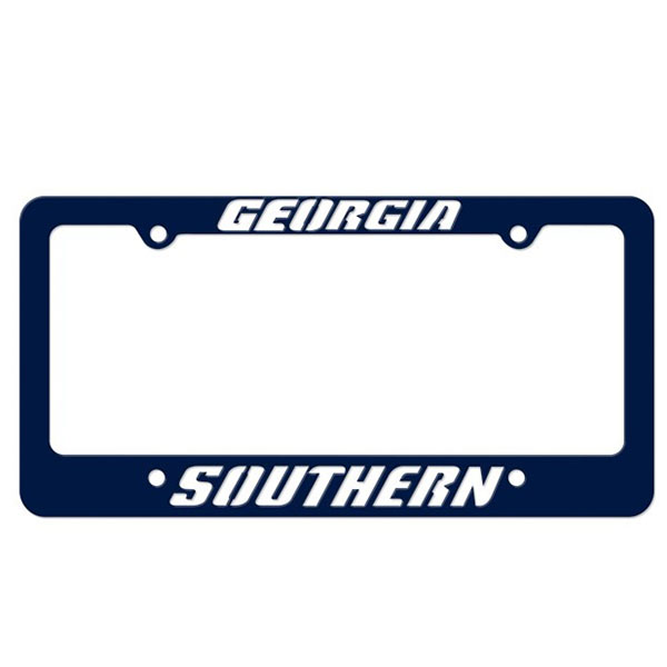 Image For Navy Licence Tag Frame w/GASO/Southern