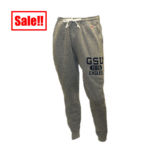 "Image For League Sport Gray ""GSU"" Joggers"