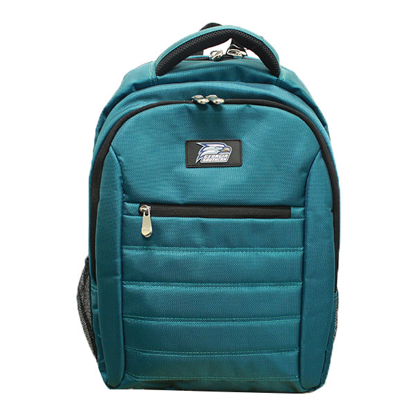 Image For Mobile Edge Smartpack, Teal w/Athletic Logo