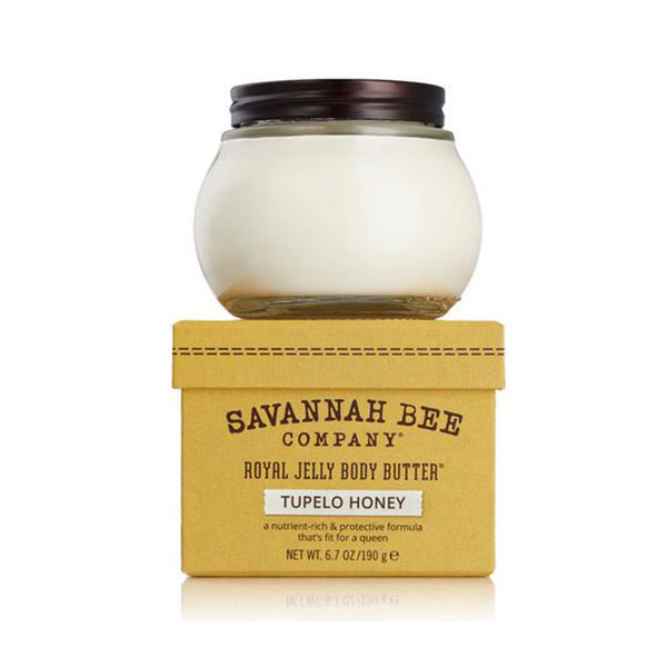 Image For Savannah Bee Company Jelly Body Butter Tupelo Honey