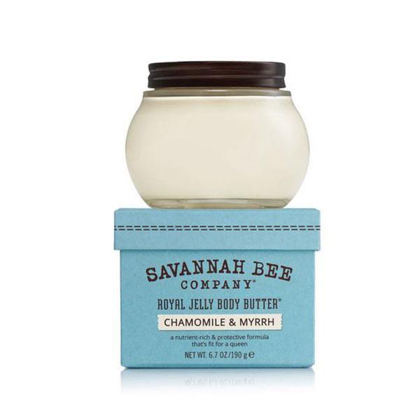 Image For Savannah Bee Company Jelly Body Butter Chamomile & Myrrh