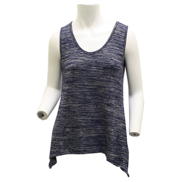 Image For Flying Colors Navy Ashley Tank