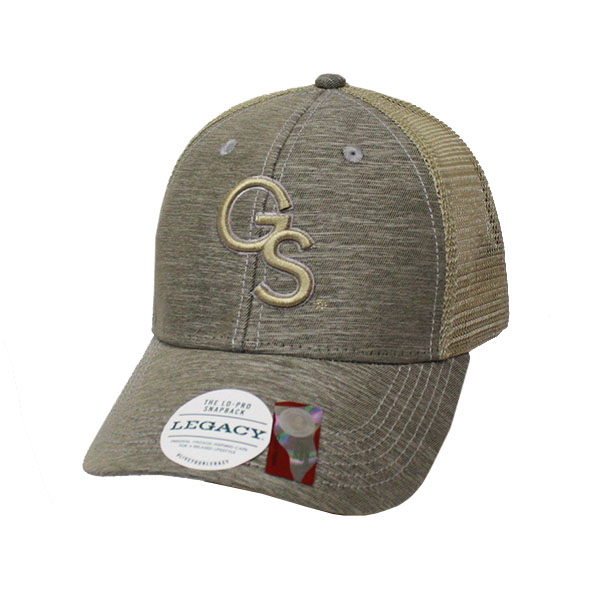 Image For Legacy Gray/Khaki Cap w/GS