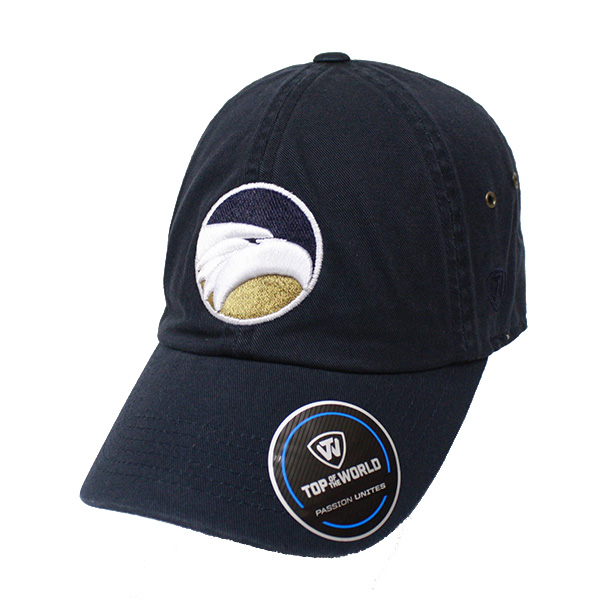Image For Navy Academic Logo Cap