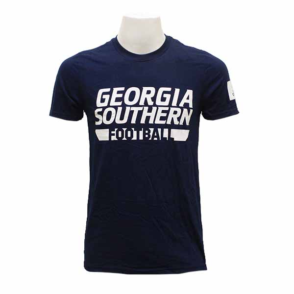 Image For Adidas Navy T-Shirt w/GASO & Football