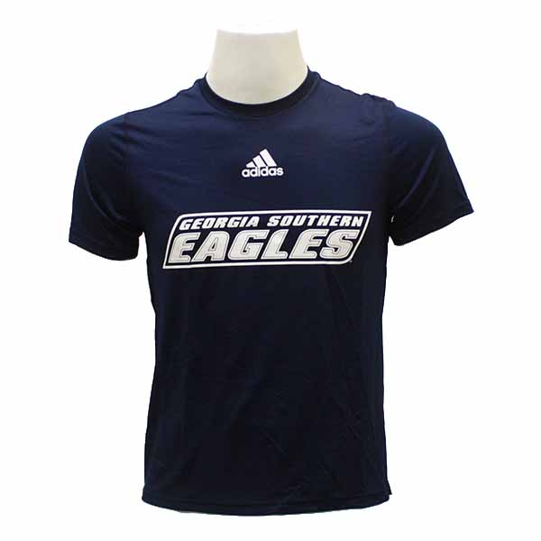Image For Adidas Navy T-Shirt w/GASO/Eagles