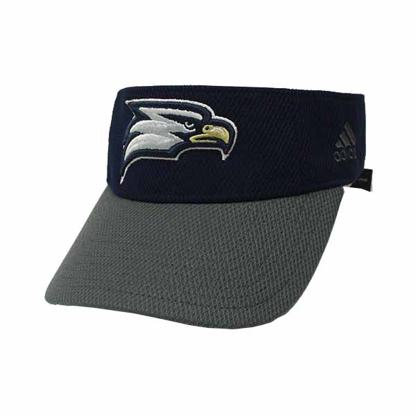 Image For Adidas Navy/Gray Visor w/Eagle Head/One More Time