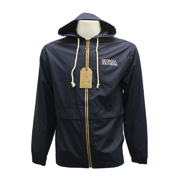 Image For Navy Rain Jacket w/GASO