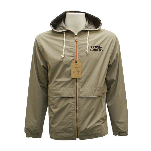 Image For Khaki Rain Jacket w/GASO