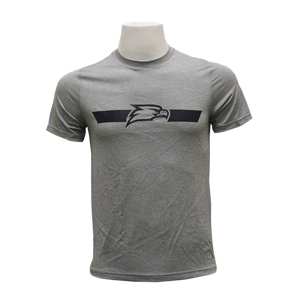 Image For Adidas Grey T-Shirt w/Eagle Head