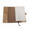 Cover Image for Rose Gold Samsill 5x8 Notepad Portfolio w/Academic Logo/GASO