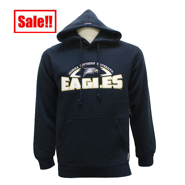 Image For CI Sport Navy Hoodie w/GASO/Eagle Head/Eagles