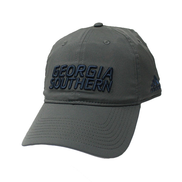 Image For Adidas Grey/Navy Cap w/GASO/Eagle Head On Back
