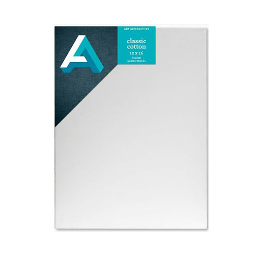 Image For 12x16 White Canvas Panel 4pk