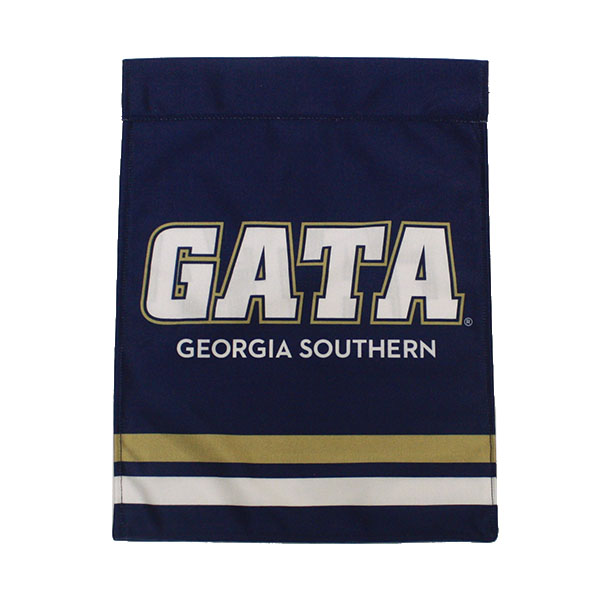 "Image For 11"" x 16"" Navy Garden Flag w/GATA/GASO"