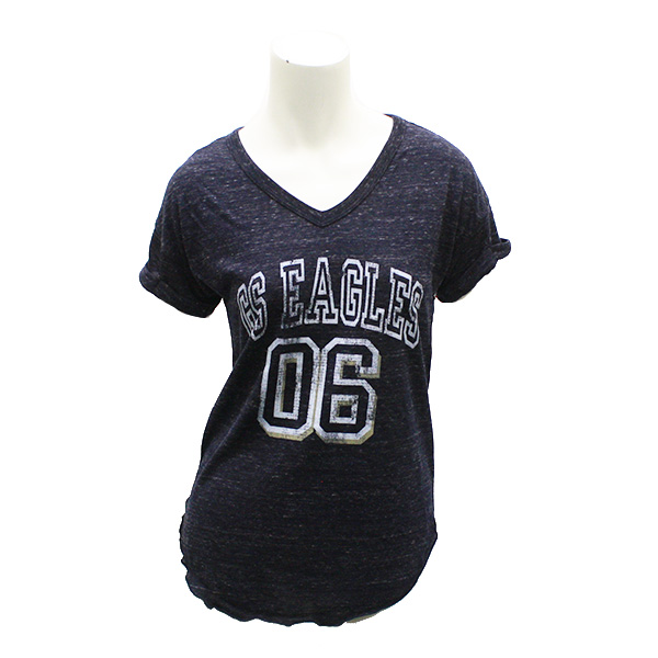 Image For Blue84 Navy Ladies Top w/GS/Eagles/06
