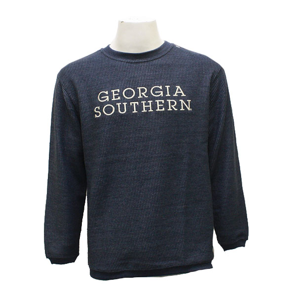 Image For MV Sport Navy Knit GASO Pullover