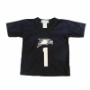 Cover Image for Navy Toddler Football Jersey w/Eagle Head logo
