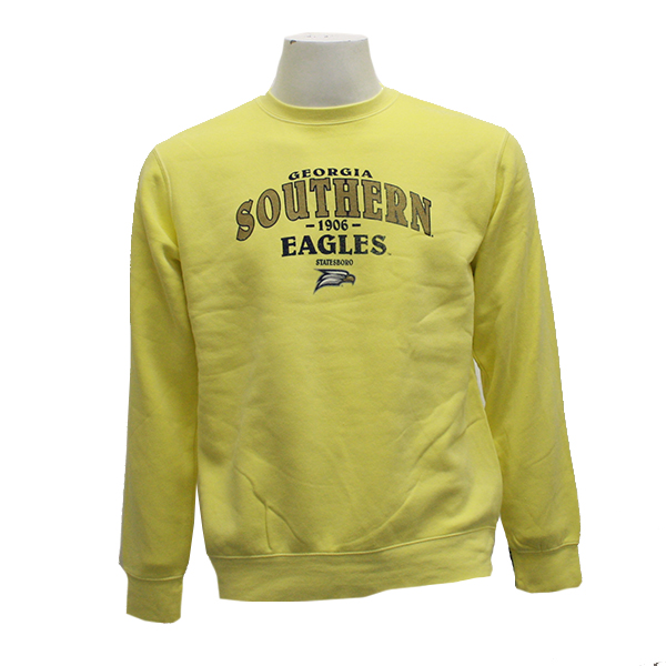 Image For Ladies Yellow Pullover w/GASO/est. 1906/ Eagle Head