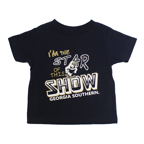 Image For CI Sport Toddlers Navy Star  T-shirt w/Gus