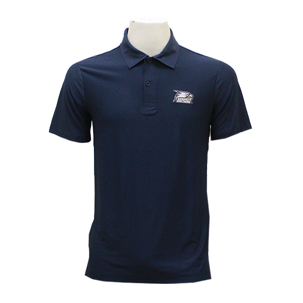 Image For CB Navy Polo w/Athletic Logo