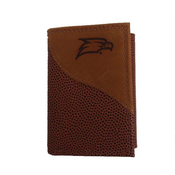 Cover Image For Zep-Pro Light Brown Tri-Fold w/Eagle Head