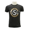 Cover Image for Cole Swindell Navy and Gold True Blue T-shirt