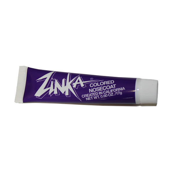 Image For .6 oz. Purple Zinka Colored Nosecoat Sunscreen