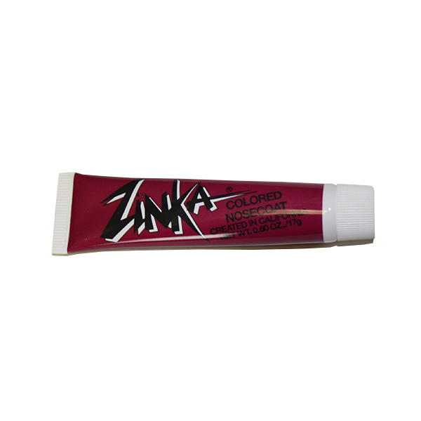 Image For .6 oz. Fuchsia Zinka Colored Nosecoat Sunscreen