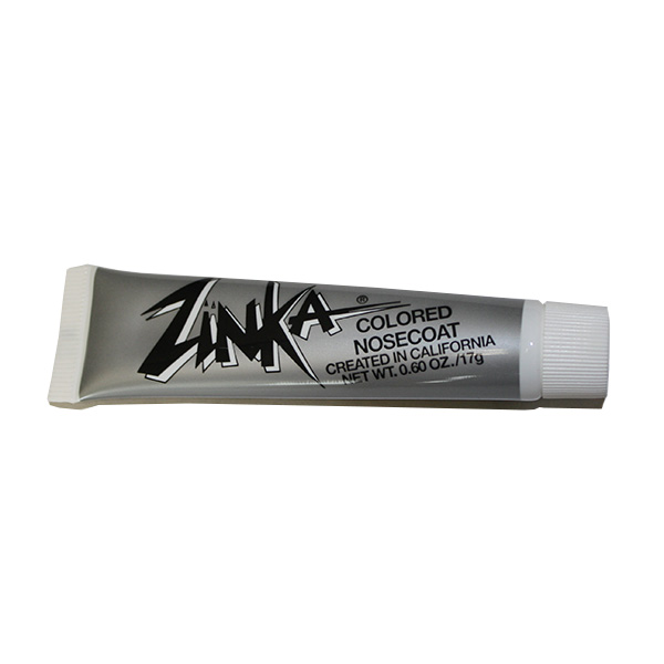 Image For .6 oz. Silver Zinka Colored Nosecoat Sunscreen