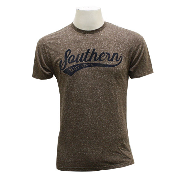 Image For Cole Swindell MV Sport Brown Southern Not State T-Shirt