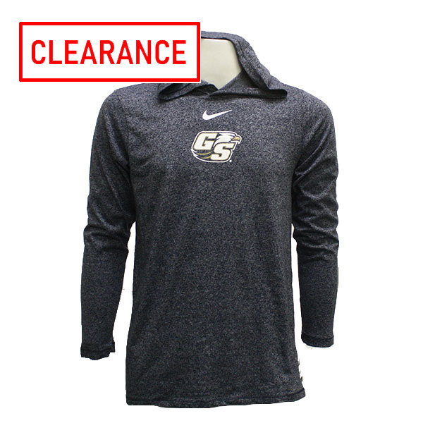 Image For Nike Navy Hoodie w/Secondary Logo