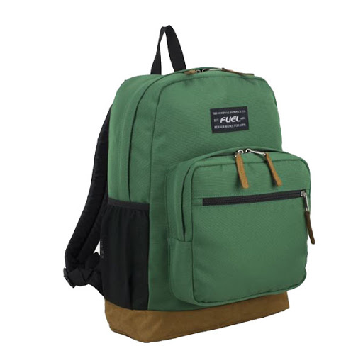 Image For Fuel Superior Green Backpack