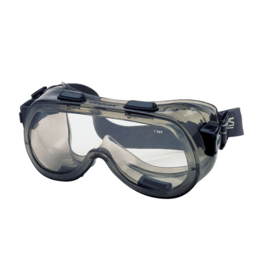 Image For Clear Safety Goggles