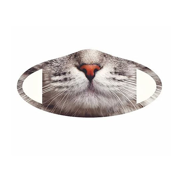 Image For DECO Cat Mask Cover