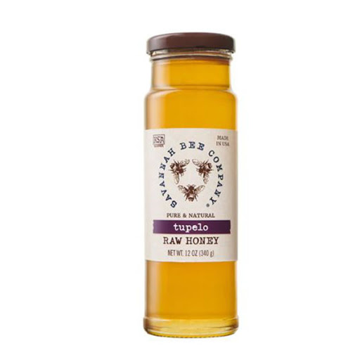 Image For Savannah Bee Company Tupelo Raw Honey