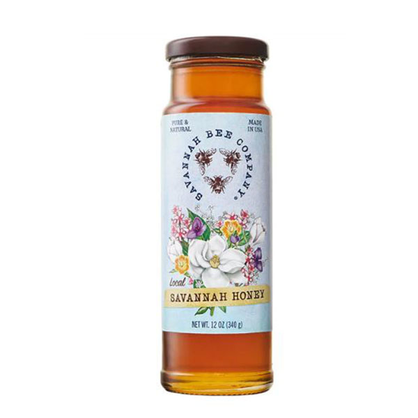 Image For Savannah Bee Company Local Honey