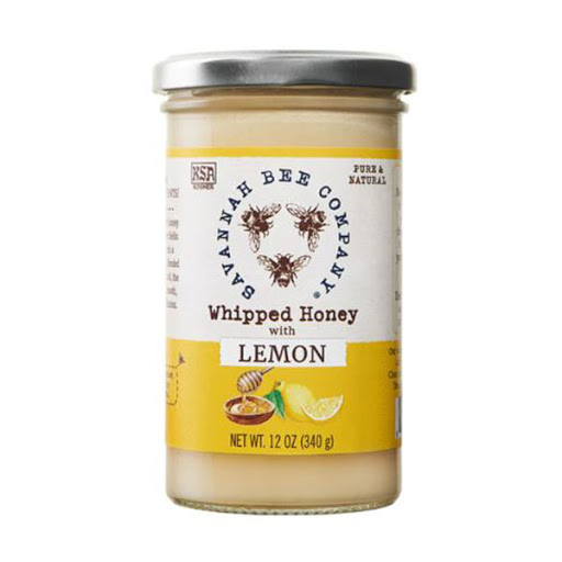 Image For Savannah Bee Company Whipped Honey w/Lemon