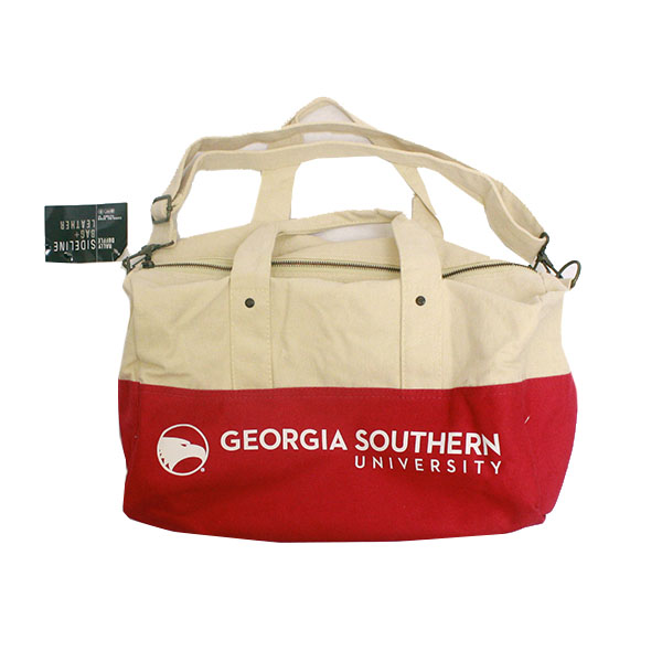 Image For Rally Two Tone Pink Duffel Bag w/Academic Logo