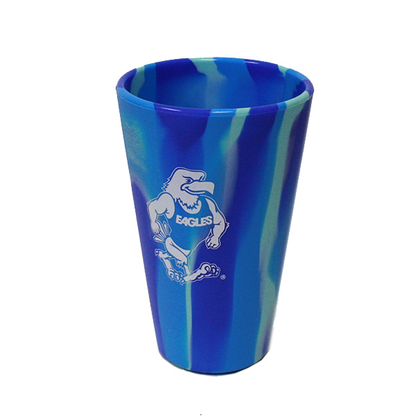 Image For 16 oz. Blue Silicone Gus Cup